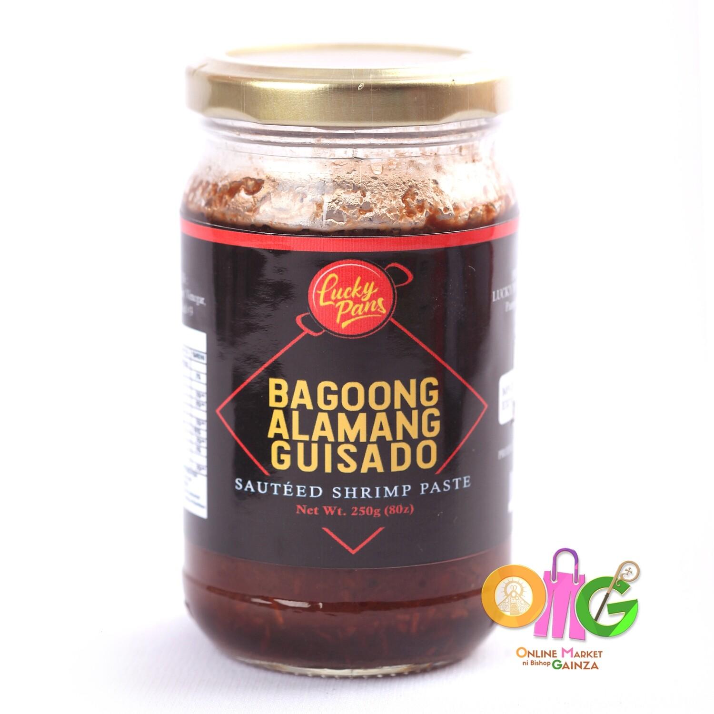 Lucky Pans - Sauteed Shrimp Paste (Bagoong Alamang Guisado) Regular
