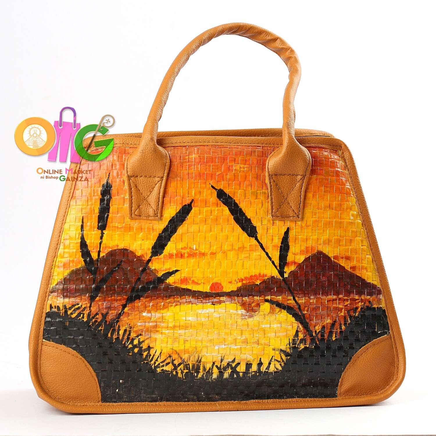 Lutmher Fancrafts - Hand And Embroidered Bag