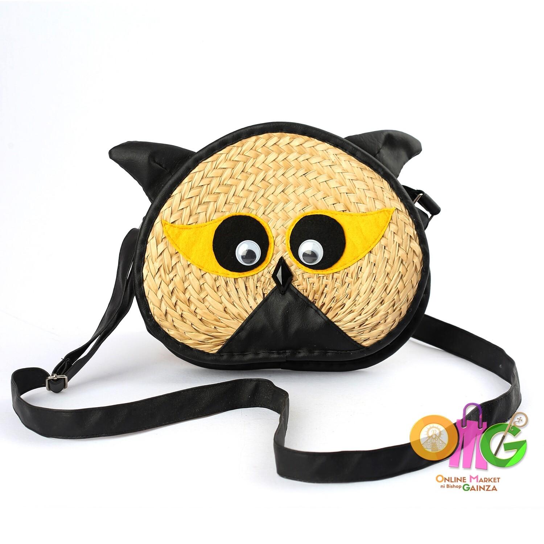 Lutmher Fancrafts - Owl Bag