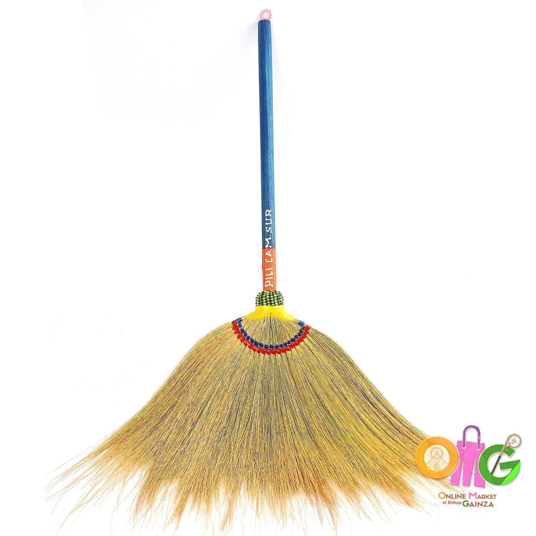 M.A. Peconcillo - Soft Broom Orange & Blue