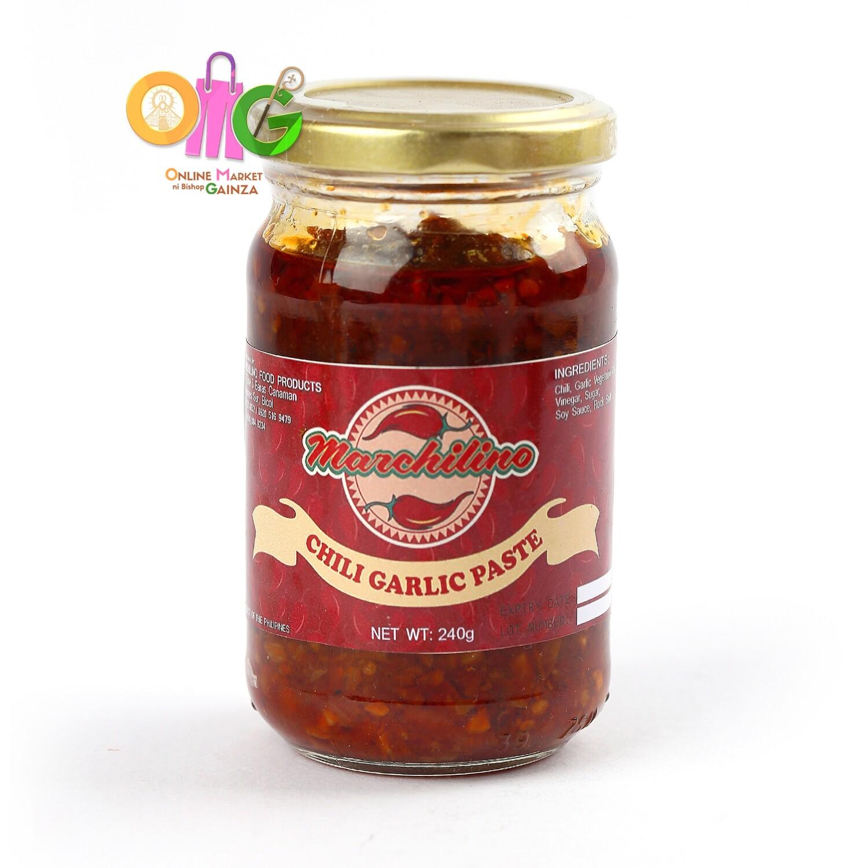 Marchilino - Chili Garlic Paste