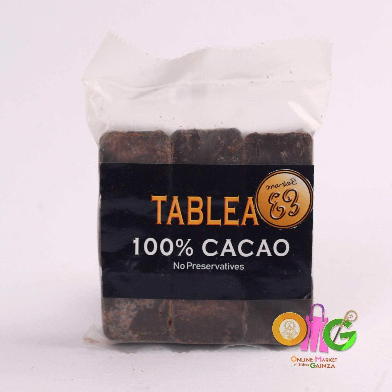 Maria E - Tablea 100% Cacao