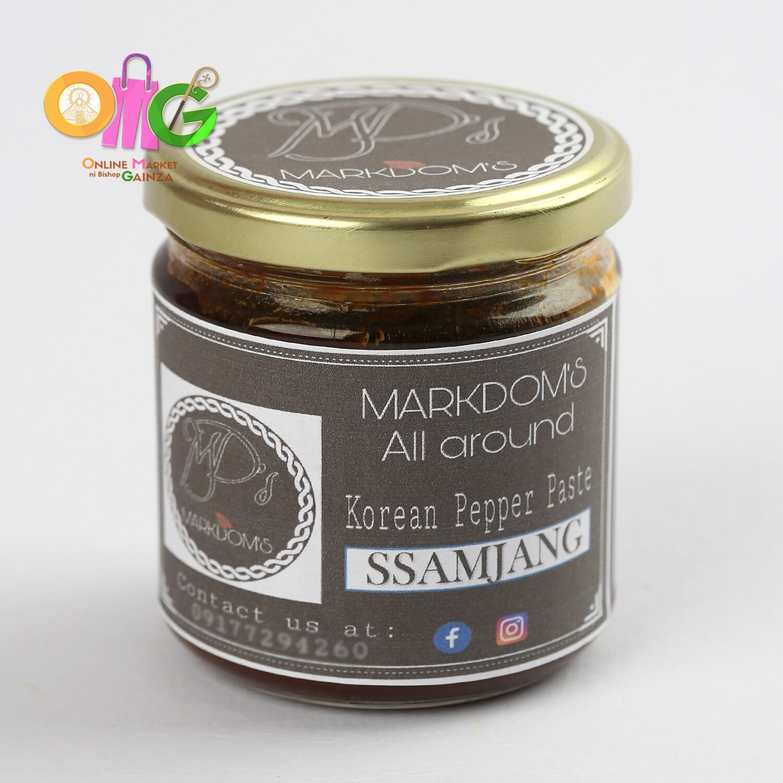 Markdom's  - All Around Korean Pepper Paste
