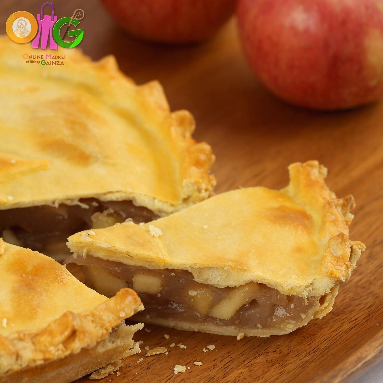 Markdom's  - Classic Apple Cinnamon Pie