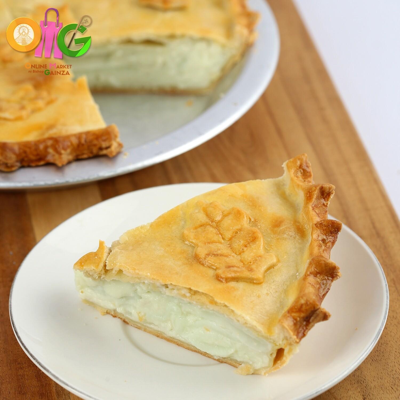 Markdom's  - Buko Pandan Pie