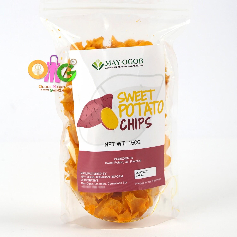 MAY OGOB - Sweet Potato Chips