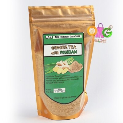 MCF - Ginger Tea with Pandan