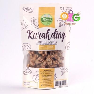 MikeLiz Harvest - Kurakding Fresh Oyster Mushroom Chicharon
