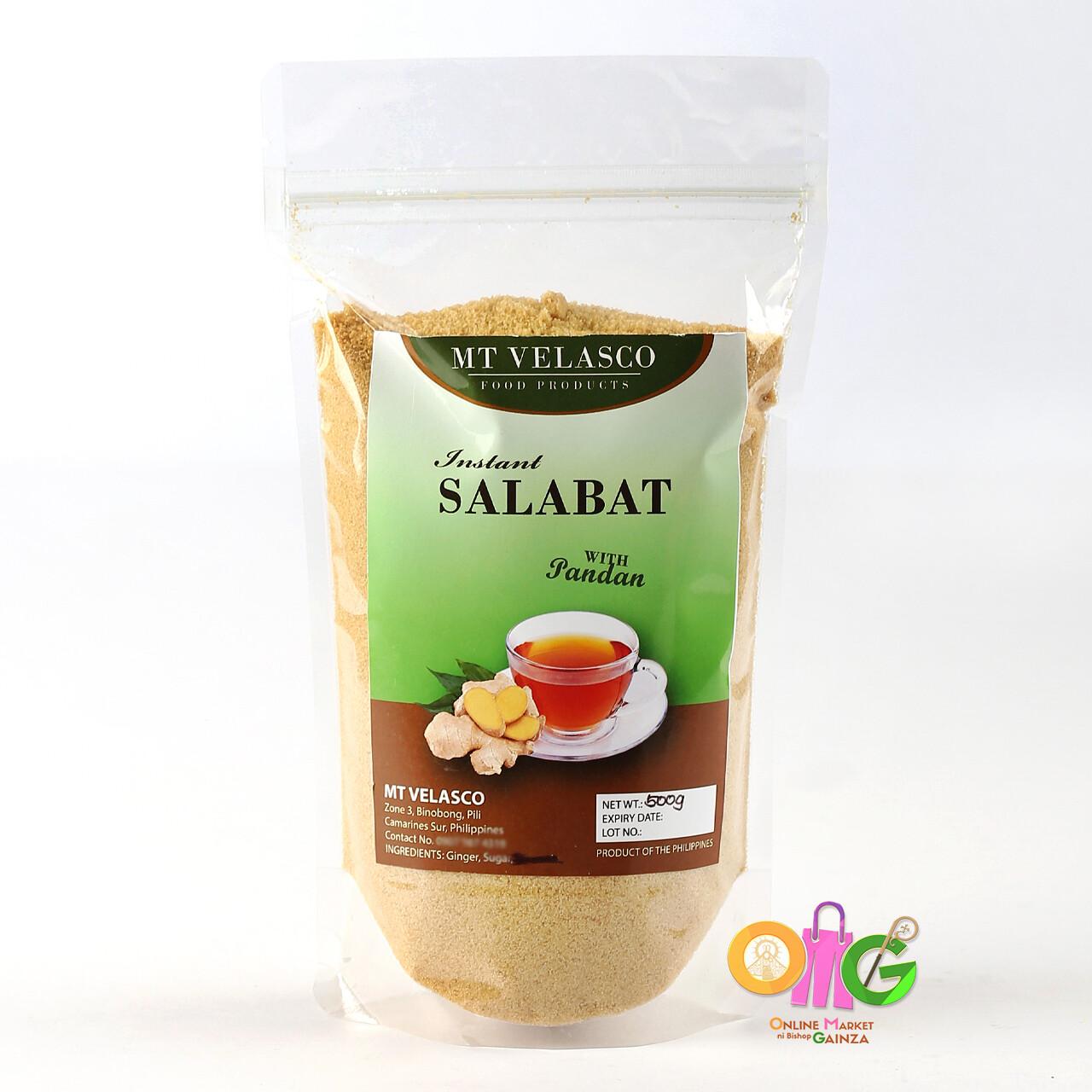 MT Velasco Food Products - Instant Salabat with Pandan