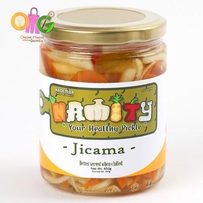 Namity - Pickled Jicama (Sinkamas)