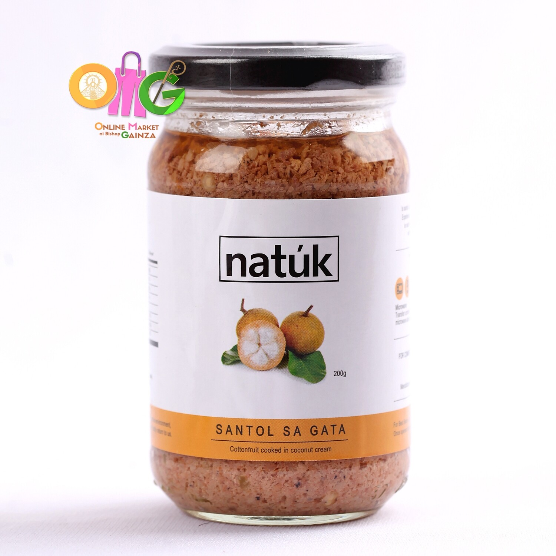 Natuk - Santol sa Gata
