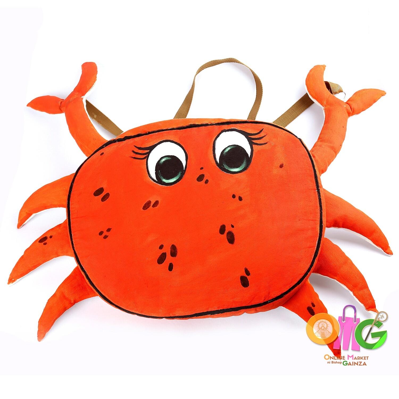 N&T Pagkamoot Arts & Crafts - Crab Beach Bag