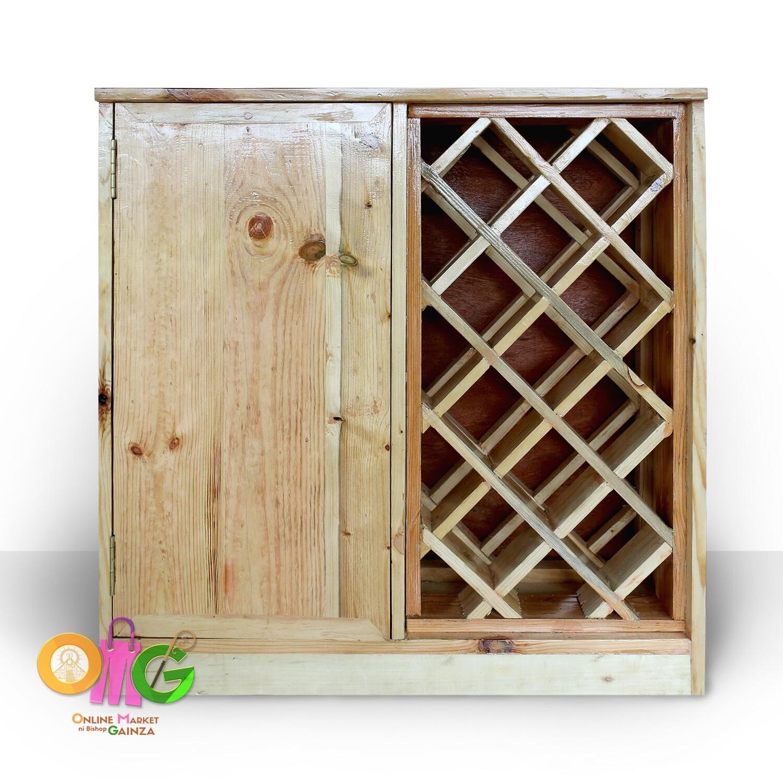 A. Caño Furniture - Wine Rack