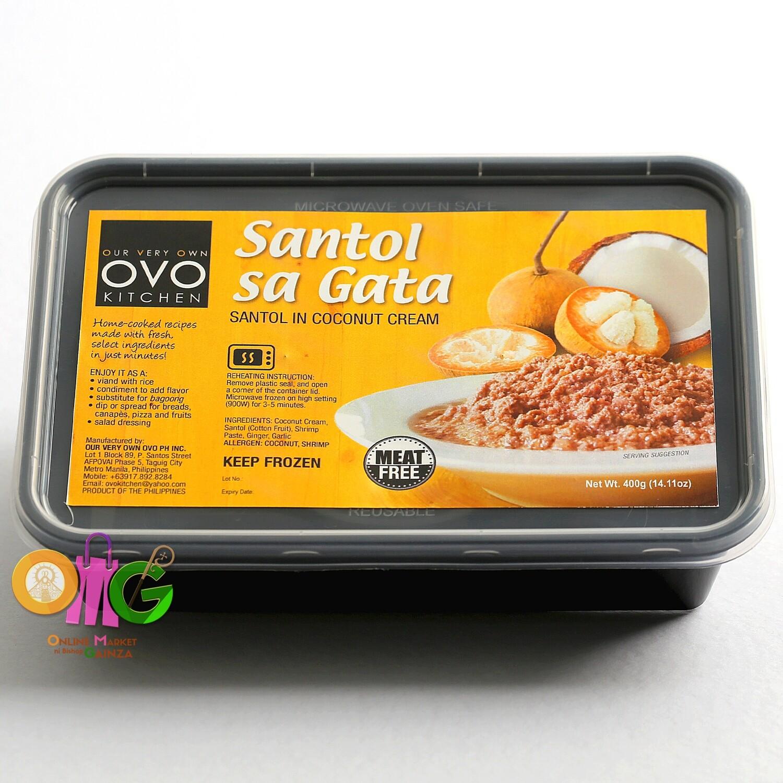 OVO - Frozen Santol sa Gata (Meat-Free)