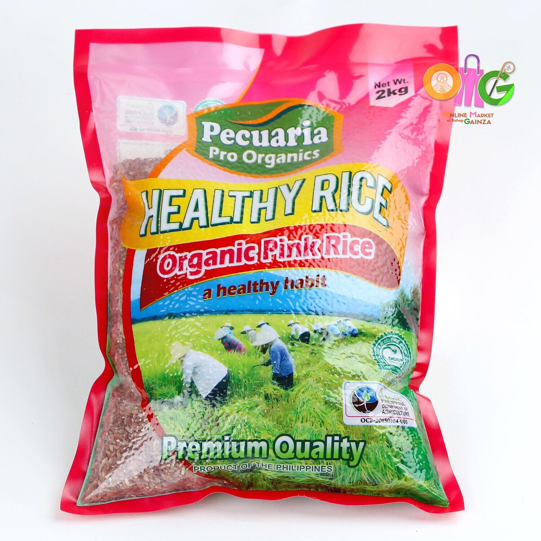 Pecuaria - Organic Pink Rice