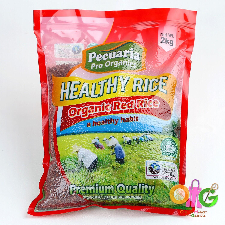 Pecuaria - Organic Red Rice