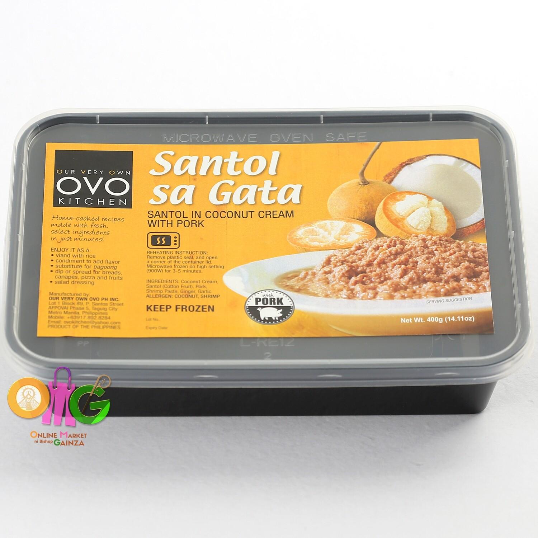 OVO - Frozen Santol sa Gata with Pork
