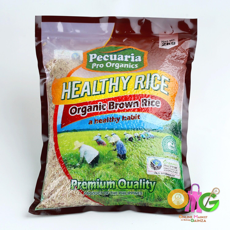Pecuaria - Organic Brown Rice
