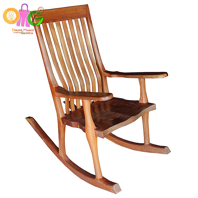 Planes & Angles - Rocking Chair
