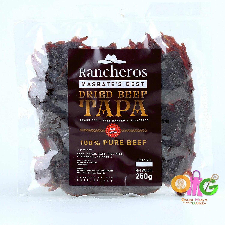 Rancheros Farm - Dried Beef Tapa