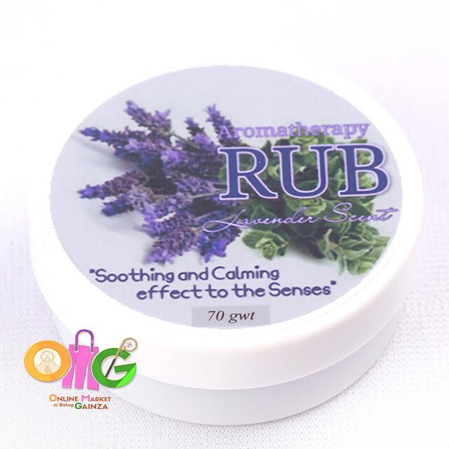 Rich Herbs - Lavender Rub