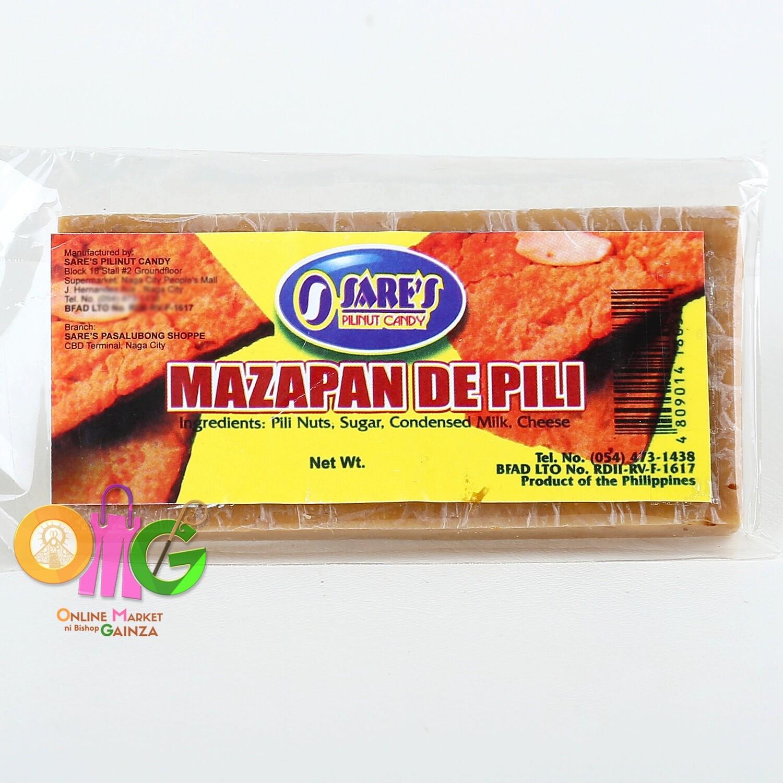 Sare's Pili - Mazapan de Pili