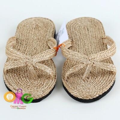 SEDP MPC - Abaca Sandals Plain
