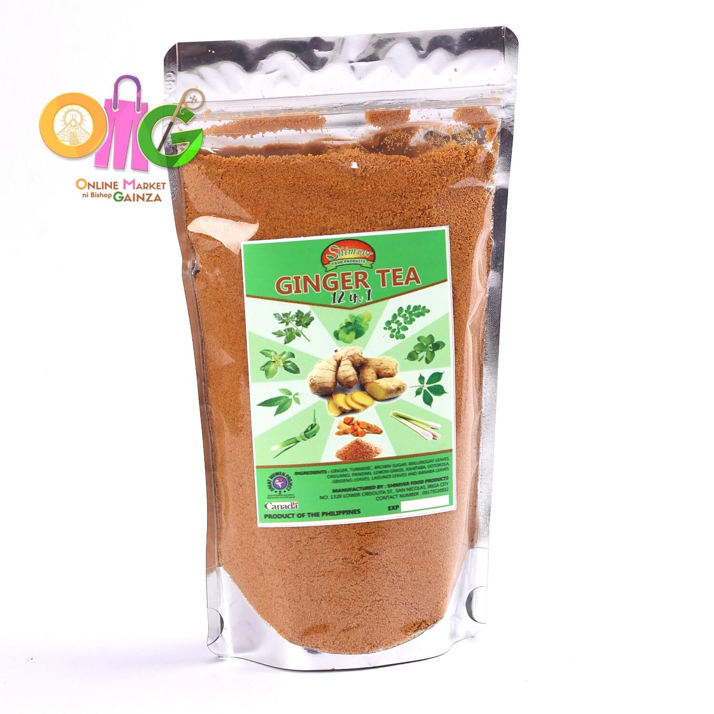 Shimver - Ginger Tea 12 in 1