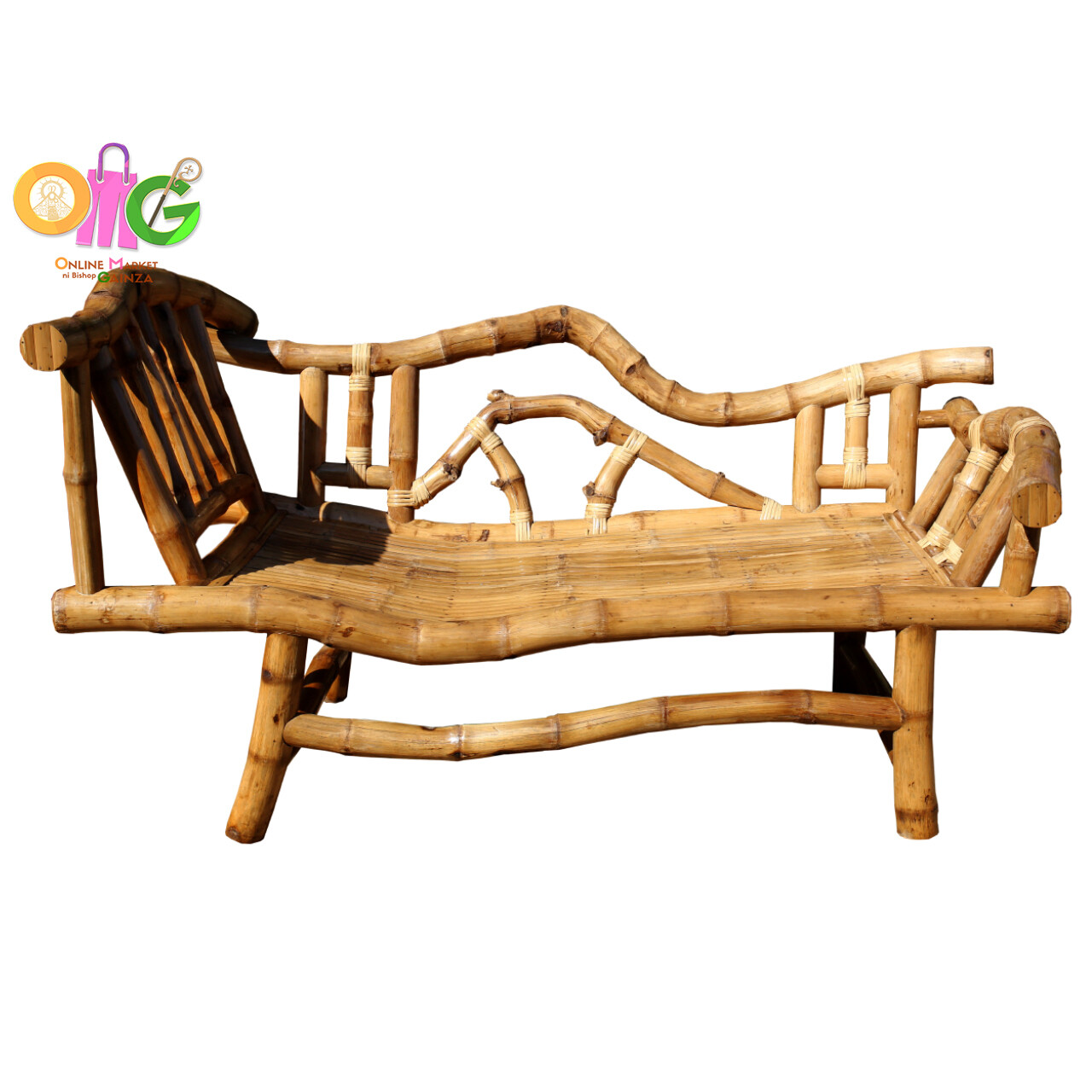 Sir Zaldy Furniture - Bamboo Sofa Bed