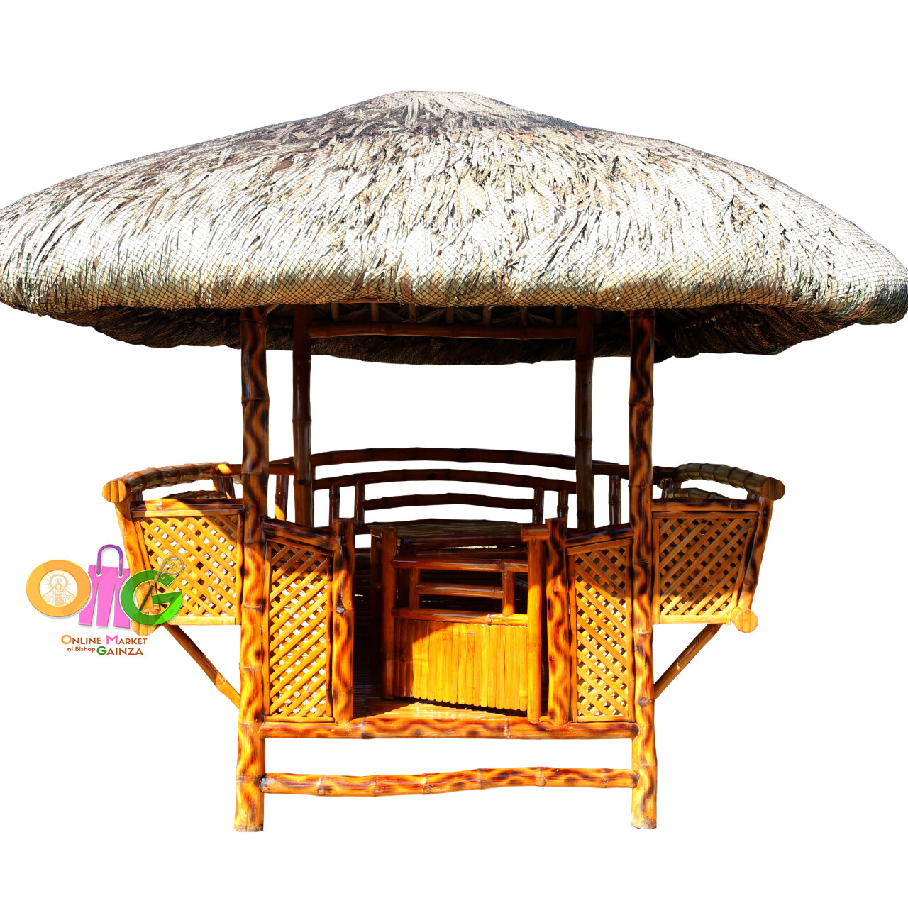 Sir Zaldy Furniture - Bahay Kubo (Open)