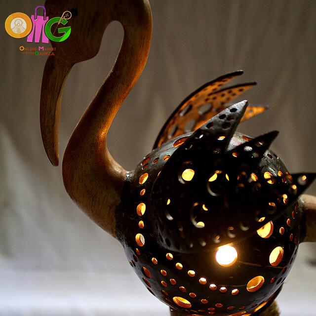 Soros Dimlight - Coco Animalia Mother Swan