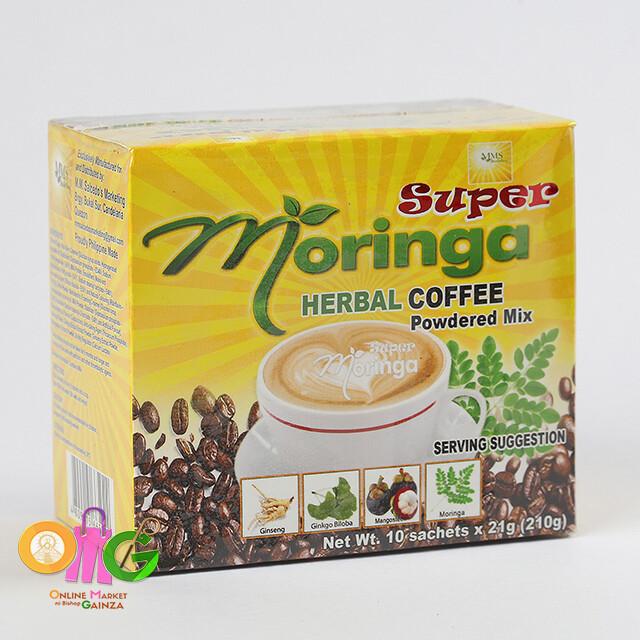 Super Moringa - Herbal Coffee