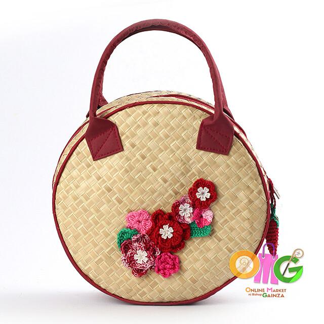 St. Dominic Women Handicrafts - Rabas Round Bag
