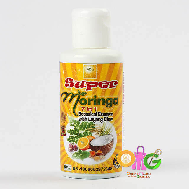 Super Moringa - 7 in 1 Botanical Essence With Luyang Dilaw
