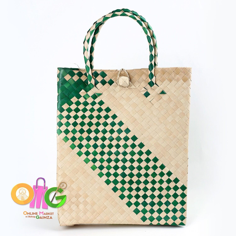 Tita Irein Buri Crafts - Traditional Long Bag
