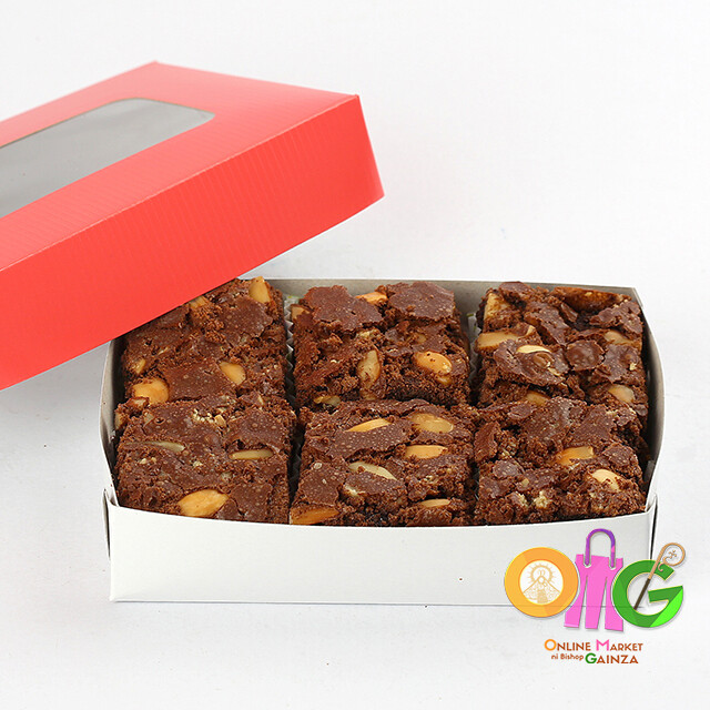 Yetti's - Special Brownies with Pili