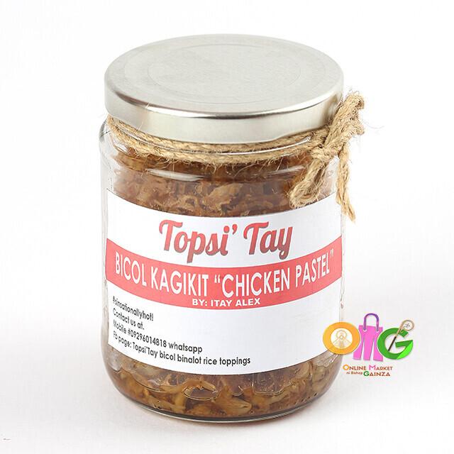 """Topsi' Tay - Bicol Kagikit """"Chicken Pastel"""""""