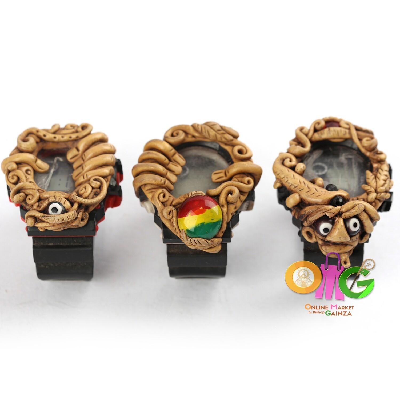 Tribu ni Rasta - Watch with Design