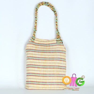 Luz Loom Wearing Services - Yellow Bag