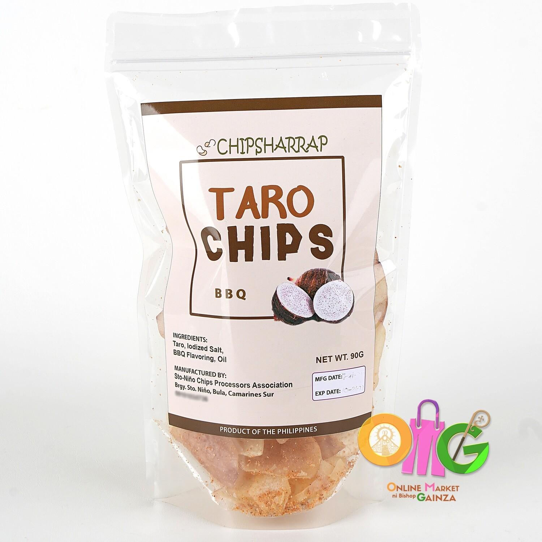 Chipsharrap - Taro Chips Barbecue