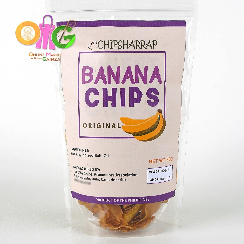 Chipsharrap - Banana Chips