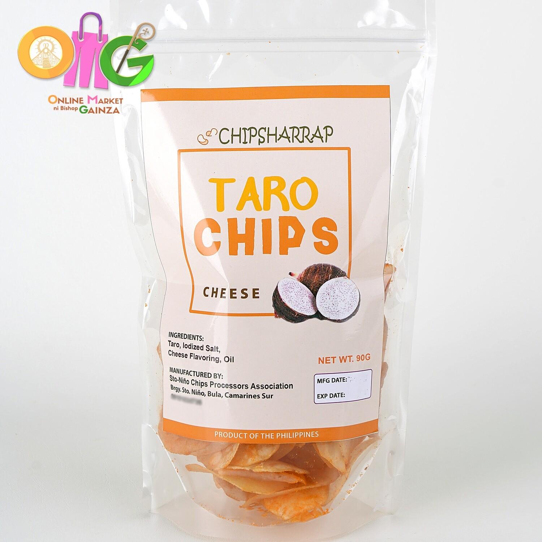 Chipsharrap - Taro Chips Cheese