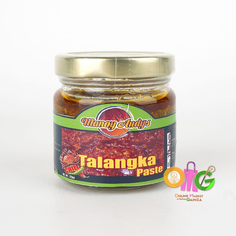 Manoy Andy's Ihawan - Chili Talangka Paste