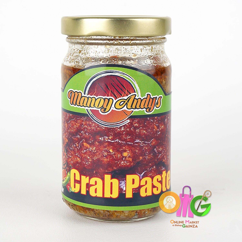 Manoy Andy's Ihawan - Crab Paste