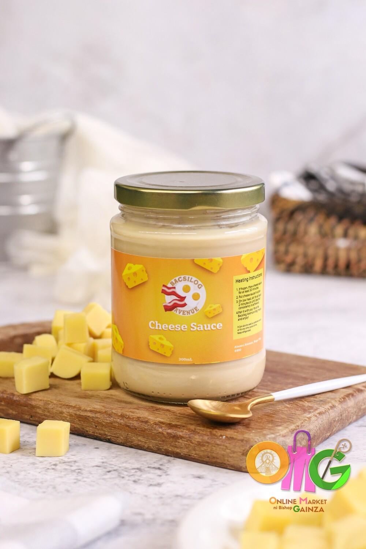 Bacsilog - Cheese Sauce