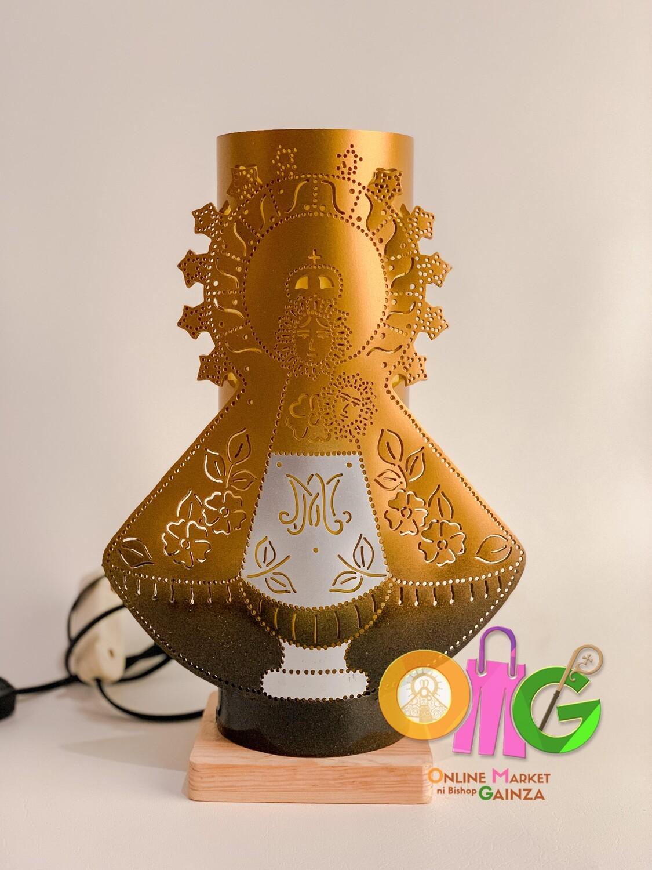BJMP - Our Lady of Peñafrancia Lamp