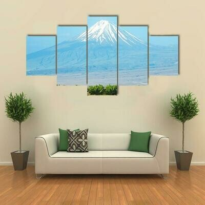 Ararat Mountain - 5 Panel Canvas Print Wall Art Set