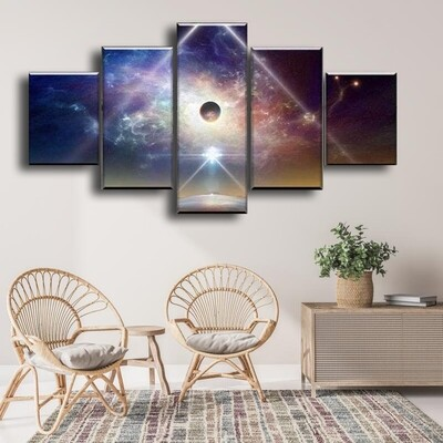 Inception Multi Canvas Print Wall Art