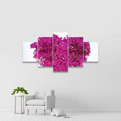 Tree Of Love Multi Canvas Wall Art