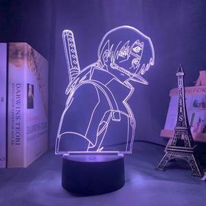 Anbu Itachi 3D Night Light Table Lamp